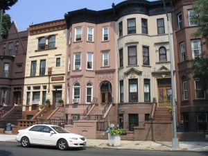Bed-Stuy Brownstone Architecture
