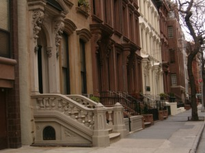 Brookyn Heights Streetscape