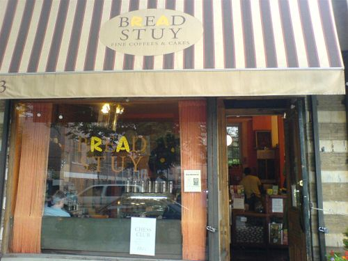 Bread Stuy Cafe