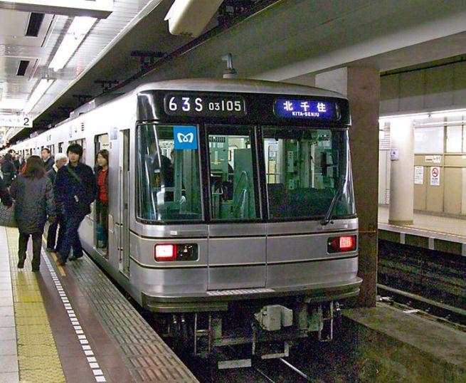 Tokyo Metro's Hibiya Line