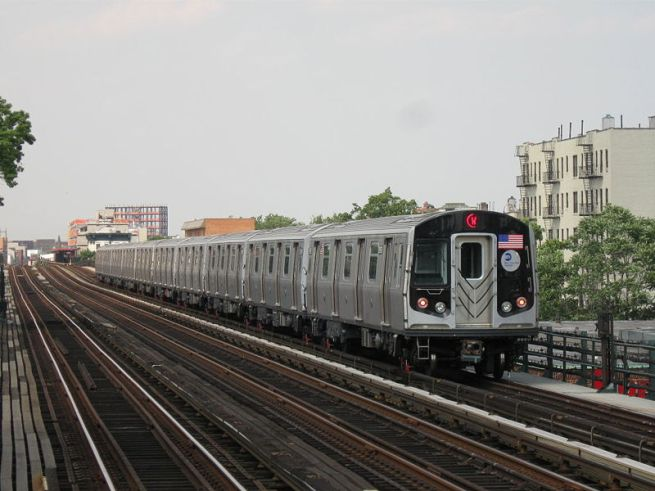 New Kawasaki Trains in NY